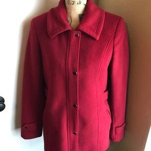 Medium St. John's bay coat